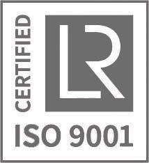 LR CERTIFIED - ISO 9001